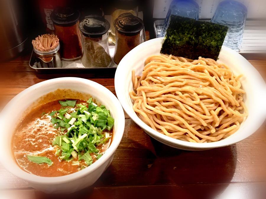 ベジポタつけ麺えん寺(池袋)