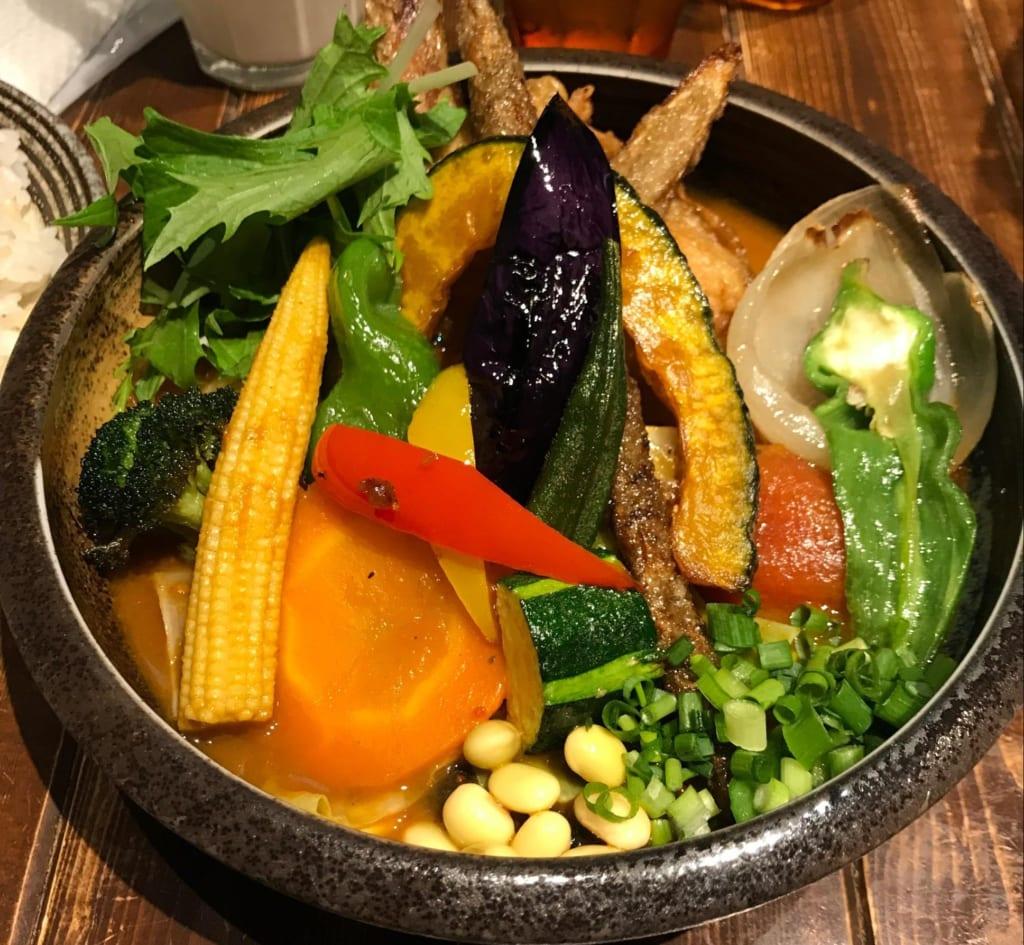 Rojiura Curry SAMURAI(下北沢)