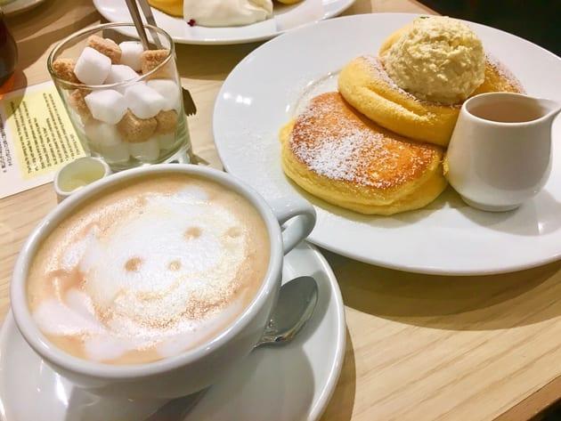 05、東京インスタ映えグルメ・スイーツ:幸せのパンケーキ(渋谷)
