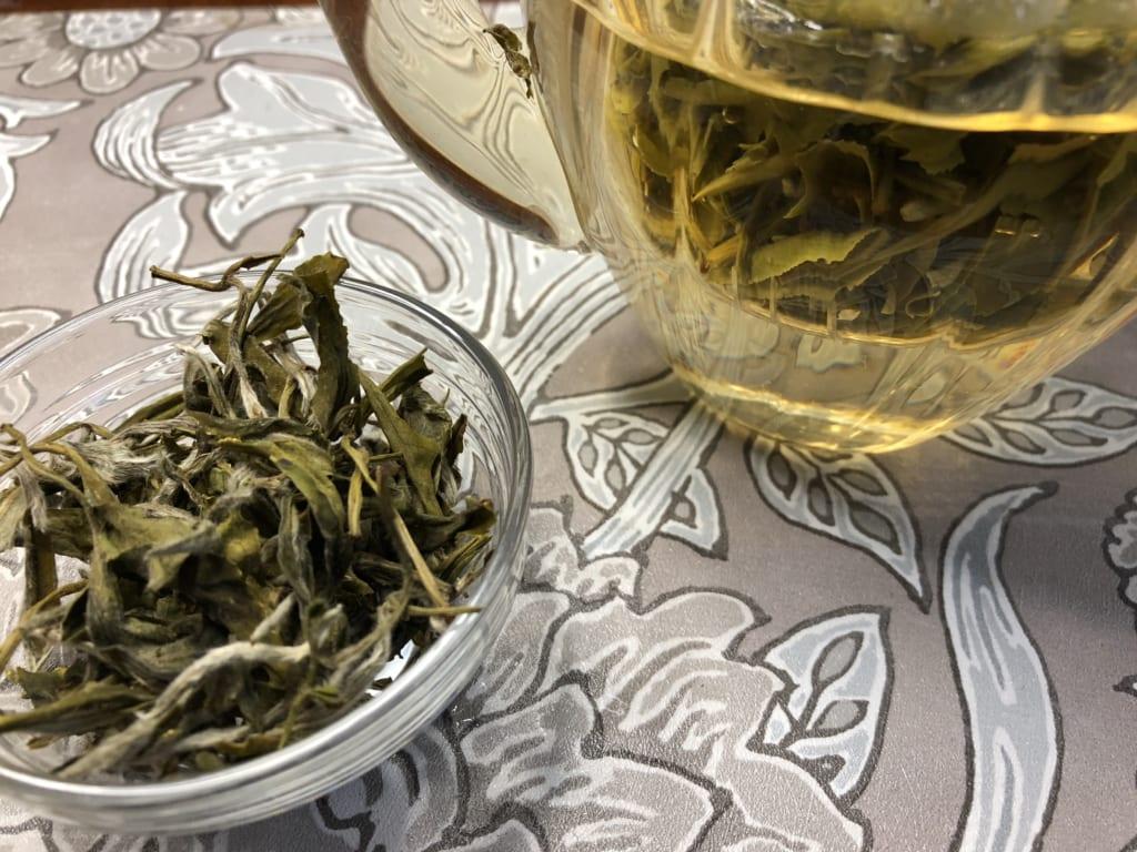 ホワイトティー(白茶)=栄養価の高い「美肌茶」