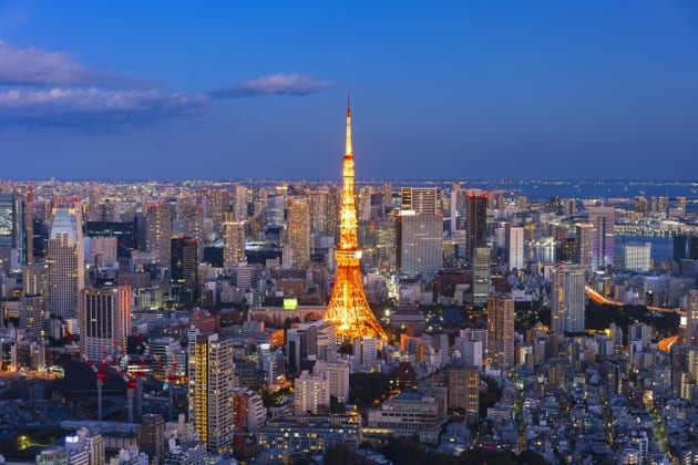 東京のインスタ映えするホテル20選!おしゃれな女子旅にも♪