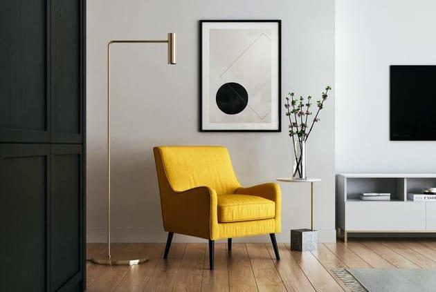 女性ミニマリストの家具について
