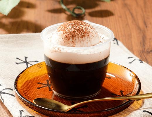 ぷるるっこ -コーヒーゼリー-