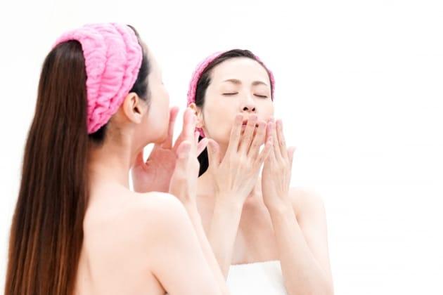 パッティングの正しい方法とは?化粧水の効果を高めよう!