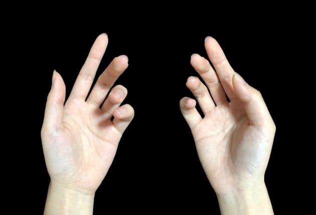 指が太くなってしまう原因を解消しよう